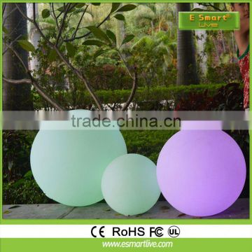 FANCY! Modern LED Birthday Party Stage Decorations Cube Ball Furniture with 16 Color Changing and WiFi Control !