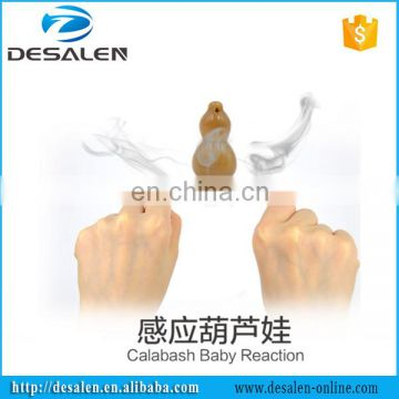 Calabash baby reaction induction bead magic trick