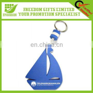 Customized Logo Promotional Floating Foam Keyring