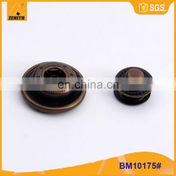 Clothing Snap Custom Metal Snap Button BM10175