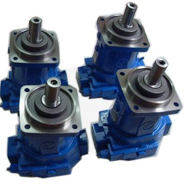 Aha4vso250hs3/30r-ppb25n00e  Splined Shaft Rexroth Aha4vso Hydraulic Piston Pump 8cc