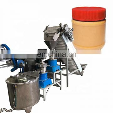 mini peanut butter machine peanut butter filling sealing machine peanut butter production equipment