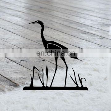 Hot Sale Recycled Welded Metal Yard Art Animals Wall Decor
