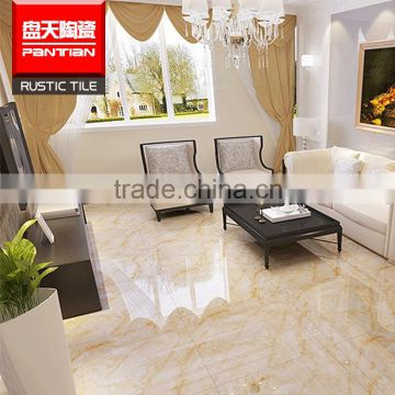 Super Guangzhou High Gloss Glitter Laminate Flooring Tiles Microlite