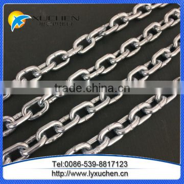 DIN 764 standard Link Chain China steel link chain factory