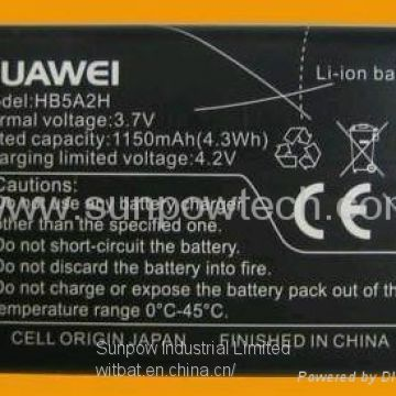 Huawei MiFi Router E5805 Battery HB5A2H of Wireless Router Battery