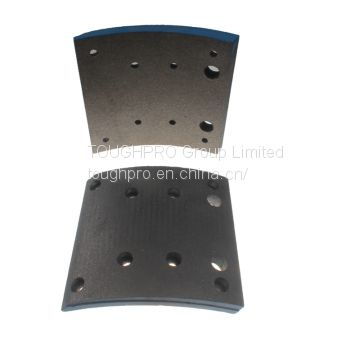 Toughpro 19495 Benz Semimetal brake block