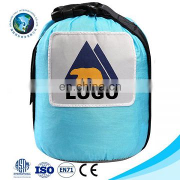 Custom Printed LOGO Folding Sandless Picnic Beach Mat With Stakes CE standard Parachute Nylon Waterproof Pocket Picnic Blanket