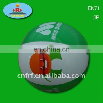 Inflatable beach ball/PVC ball/promotion item