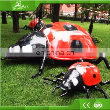 KAWAH Amusement Park Insect Show Big Size Animatronic Insect For Sale