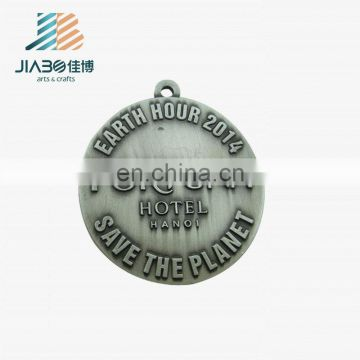 wholesale custom antique charm with custom logo