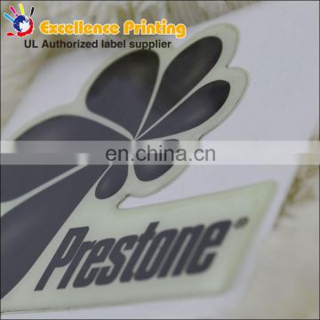 Factory direct supply 3d domed labels, 3d epoxy resin dome