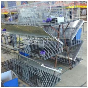 China provide new design commercial rabbit cage for rabbit farm