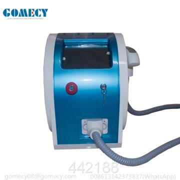 Portable nd yag laser 532nm 1064nm 1320nm pigment ink removal tattoo removal skin whitening