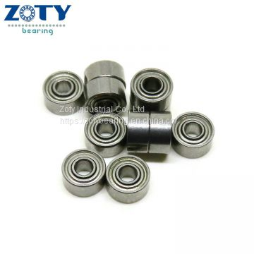 5pcs 2.5x6x2.6mm Metal Shielded Thin Wall Bearings Ball Bearings 682XZZ