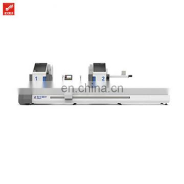 Double_head&cnc cutting saw machinery profile alumini hot sale on line