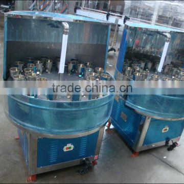 plastic bottle washing machine/glass bottle filling machine/semi automatic bottle washing machine /cheap bottle washing machine
