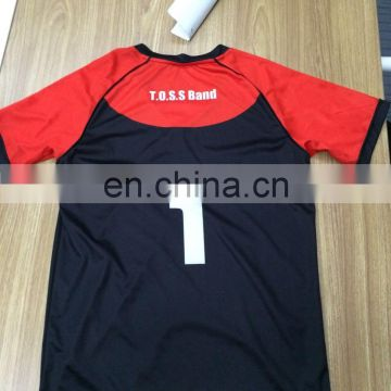 T-Shirts Product Type and OEM Service Supply Type Allover sublimation printing service