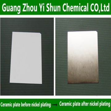 Copper nickel plating Chemical nickel plating Electroless plating