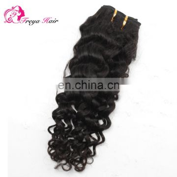 Freya Hair Cheap Brazilian Hair Weave Bundles Italian Wave Unprocessed Virgin Brazilian Hair Bundles