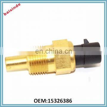NEW GM OEM Coolant Temperature Temp Sensor 15326386 For GMC Chevrolet Buick Cadillac Jeep