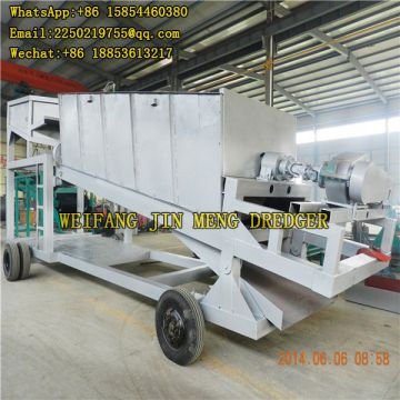 Low Pric 24m Depth Iso9001 Certificated Gold Mining Machinery