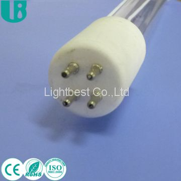 6W 10W uv germicidal lamps for air and water sterilization CE approved