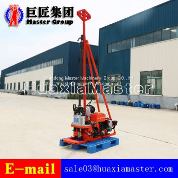 In Stock YQZ-30 Hydraulic Portable core sampling Drilling Rig on promotion