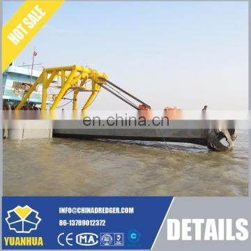 5000 CBM non-self propelled electric cutter suction dredger sale