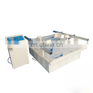 CE Certificate Simulating Transport Vibration Testing Machine Price