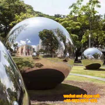 Stainless Steel Garden Bright Decorative Ball Customized Elegant Appearance Best Quality