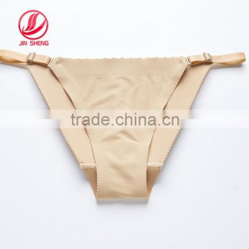 T-back modal super low rise thong sexy t-back panties sexy girl