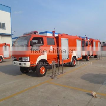 DONGFENG 2 Axis 3 ton All Wheel Drive Fire Truck