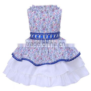 dress flower girl gown organic cotton baby clothing