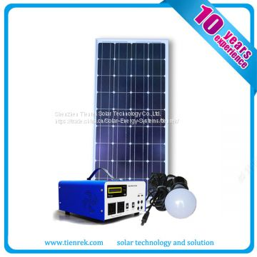 Smart Solar Power Manager 600W Off Grid Solar System