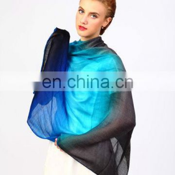Fashional 100% pashmina Scarf and shawl for winter