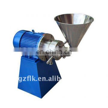 China Supple Hot Sale high efficiency soy milk processing vertical collold mill