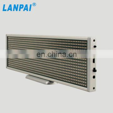 p5mm high brightness full color chip led display board
