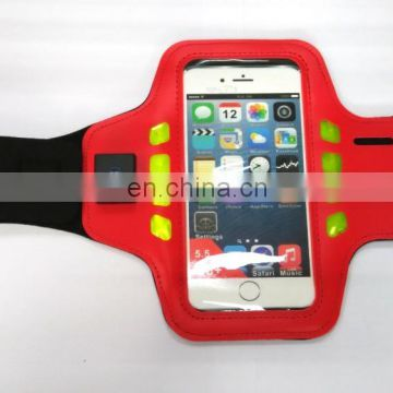 New product Cell Mobile Phone Arm Band for iPhone6 Case Pouch Holder, For iphone Armband Light Weight Sport Arm Band ,