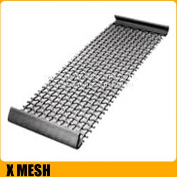 Manganese Steel Vibrating Screen Mesh