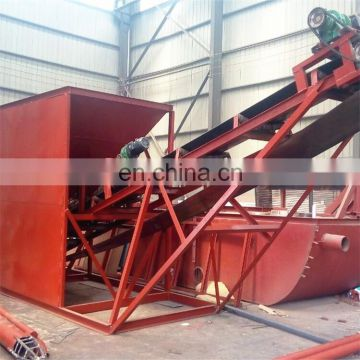 Large output separating different sizes of crushed stone quarry Rotary Drum Screen