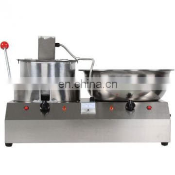 combine function popcorn and marshmallow maker popcorn marshmallow making machine