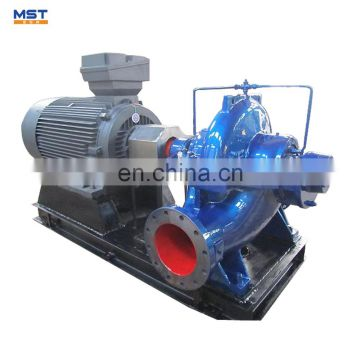 Cast iron electric chilled water pump high capacity