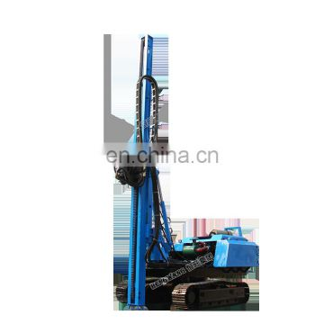Excavator Mini Pile Driver HWZGX-390L For Solar Projects