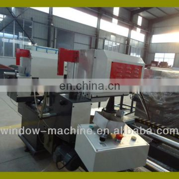 Aluminum profile window frame making machine/Window saw machine/Aluminum Window&Door double Mitre cutting saw (LJZ2-450*3700)