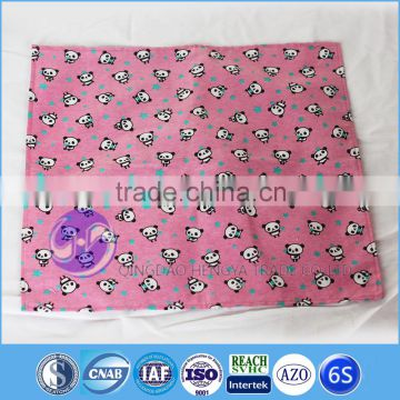 Printed Panda Cotton Lunch Kids Table Napkin for children                                                                         Quality Choice