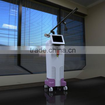 RF CO2 Laser Skin Resurfacing Beauty Machine