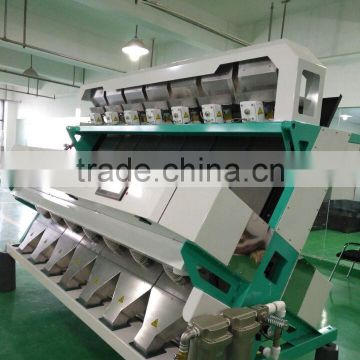 Crop seeds color separation machine