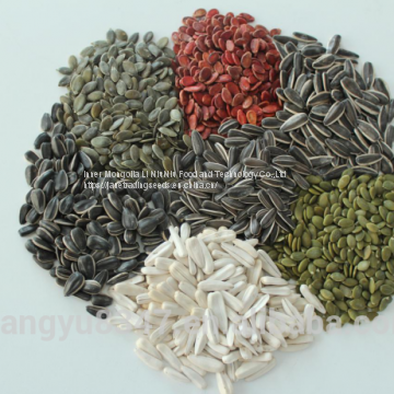 Inner Mongolia Raw Sunflower Seeds Type 601