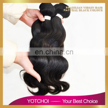 2016 New Arrival One Donor Weft Cheap Virgin Brazilian Body Wave Hair